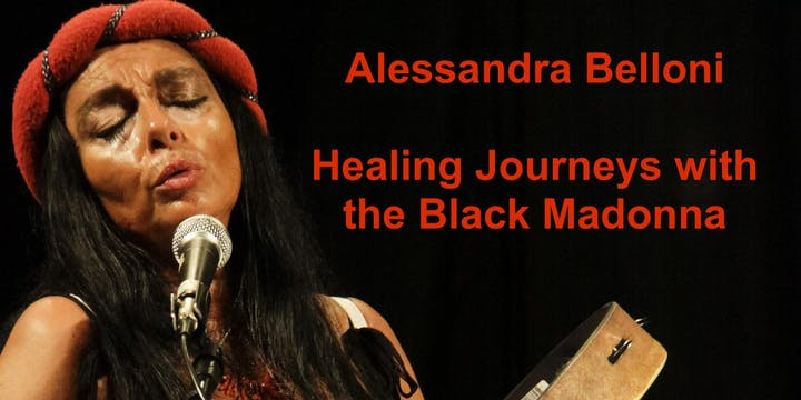 Alessandra Belloni | Singer, Percussionist, Tarantella