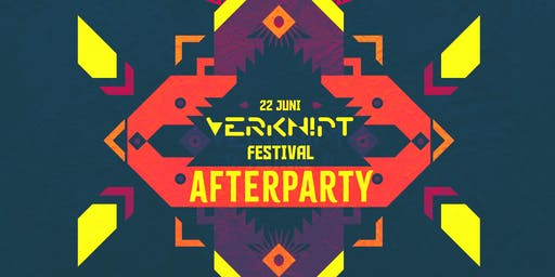 Afterparty Verknipt Festival 2019 | BASIS