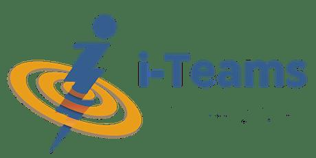 Innovation i-Teams presentations for Easter 2019 tickets