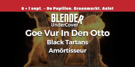 Blender UnderCover '19 tickets