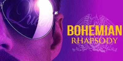 Bohemian Rhapsody-Outdoor Cinema- Alice Park