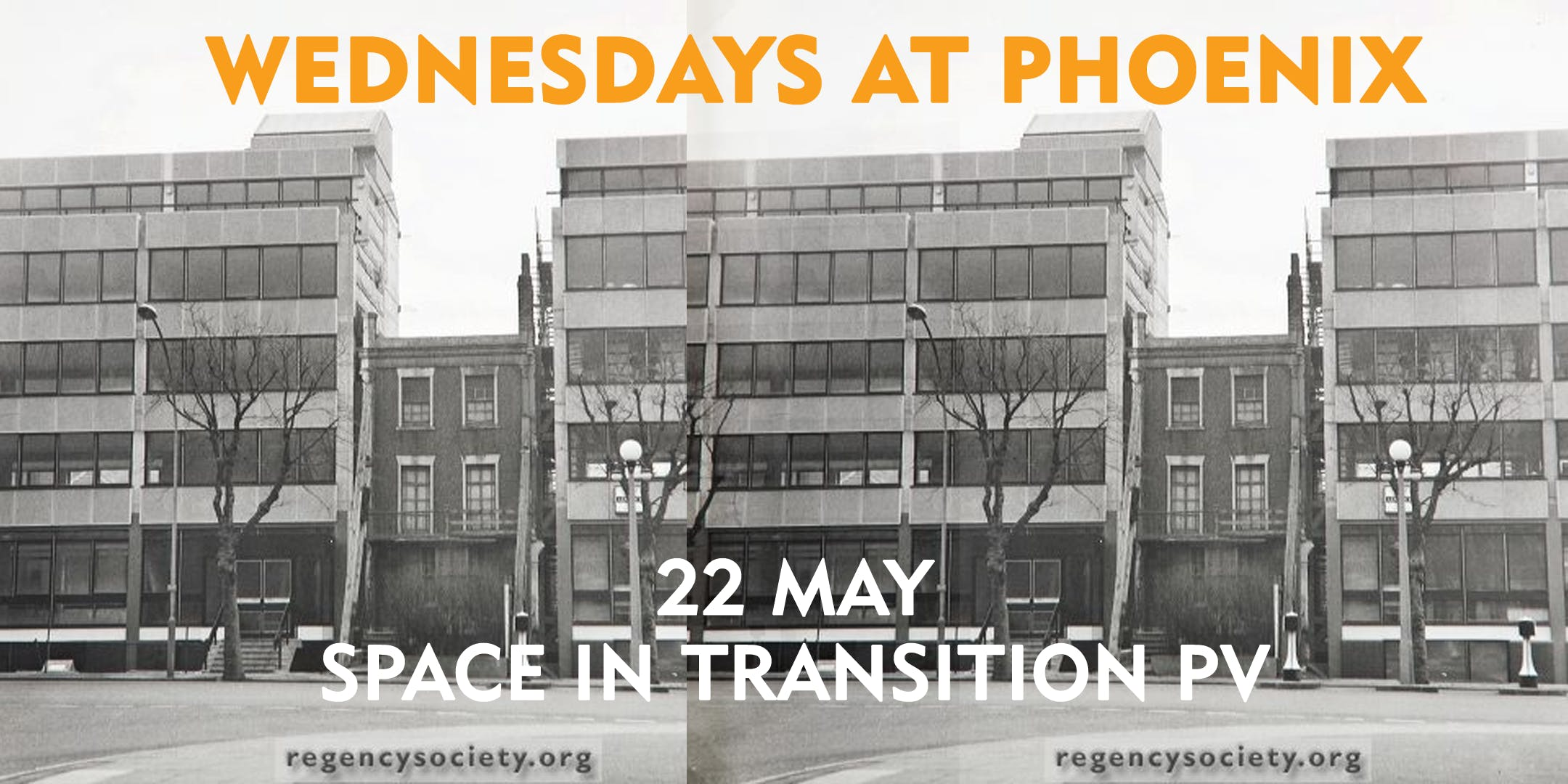 Special Wednesday Event: Space In Transition Private View