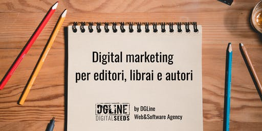 Digital marketing per editori, librai e autori