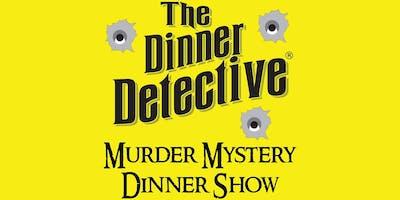"""""""The Dinner Detective Murder Mystery Dinner Show -- Kansas City"""""""