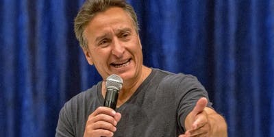 Comedian Fred Rubino