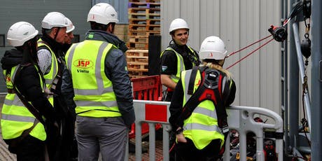 Basic Working at Height - Open course tickets