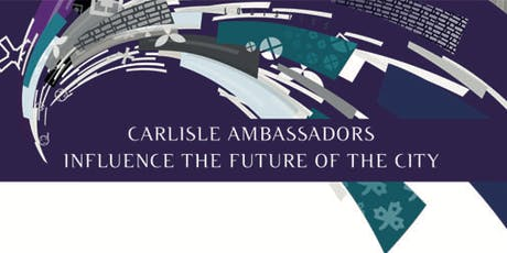 Carlisle Ambassador's Marketeer Event - Carlisle & Borderlands tickets