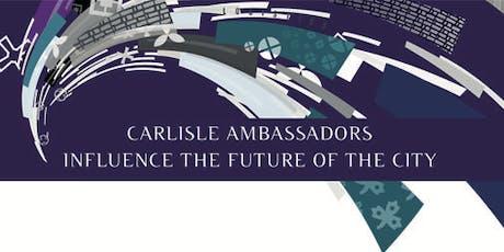 Carlisle Ambassador's Marketeer Event - Carlisle & Borderlands tickets