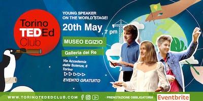 TorinoTEDEdClub Evento III Edizione
