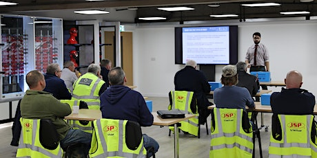 Head And Hearing Protection Seminar by JSP Safety tickets