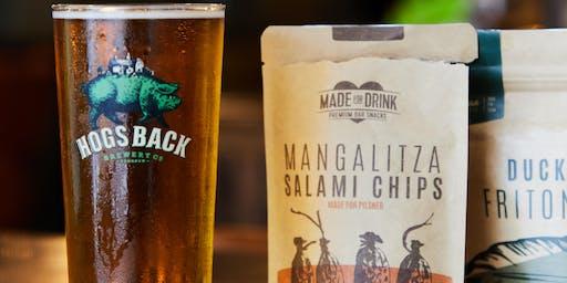 Meet the Maker: Made For Drink, artisan bar snacks