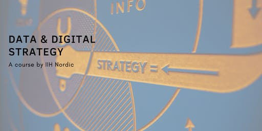 Data & Digital Strategy - English - Course