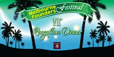 Melbourne Founders Festival VIP Reception
