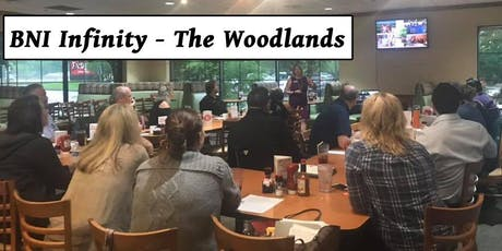 Free Networking Breakfast with BNI Infinity - The Woodlands tickets