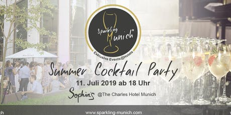 Sparkling Night@Sophia´s Bar Terrasse im The Charles Hotel Tickets