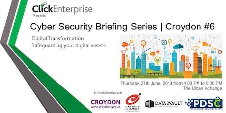 Digital Transformation | Safeguarding your digital assets tickets