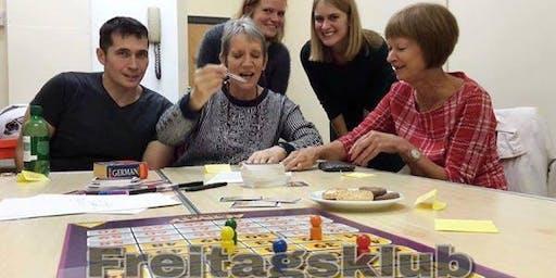 Freitagsklub: Workshop - Stretch your language