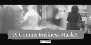 The Pi Comms Business Market in Dublin