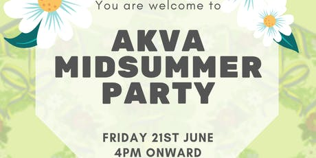 Midsummer Celebrations at Akva tickets