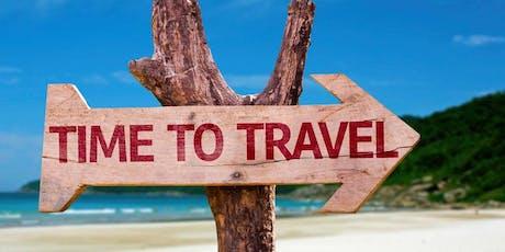 Cruza Fronteras, Vive la vida y sigue viajando! entradas