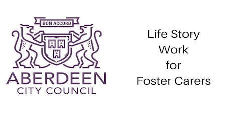 Life Story Work for Foster Carers only tickets