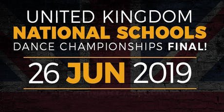 UK National Schools Dance Championships Final tickets