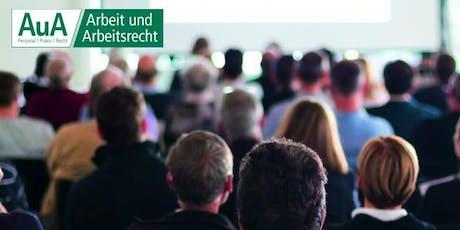 30. Berliner Seminar zur Alterssicherung Tickets