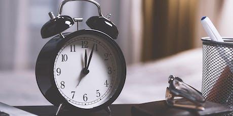 Time Management Workshop tickets
