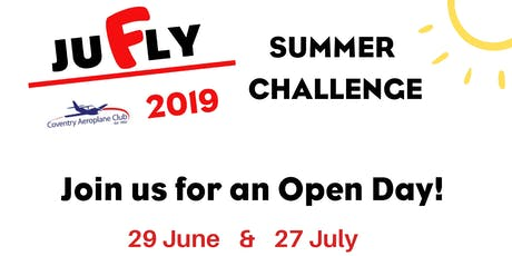 Coventry Aeroplane Club JuFly Open Day tickets