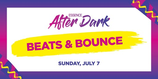 ESSENCE FESTIVAL After Dark: Beats & Bounce w/ Big Freedia & Mannie Fresh