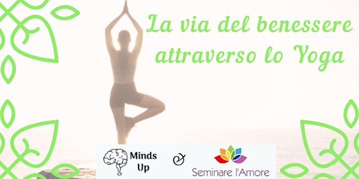 Immagine La via del benessere attraverso lo yoga