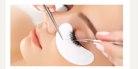 Eyelash Extensions Training tickets