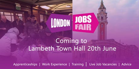 London Jobs Fair South tickets