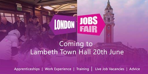 London Jobs Fair South