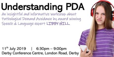 Understanding PDA - Pathological Demand Avoidance tickets