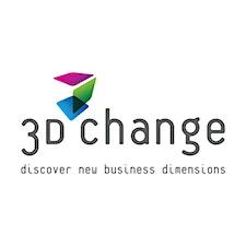 3D Change logo