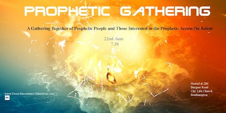 Prophetic Gathering  tickets