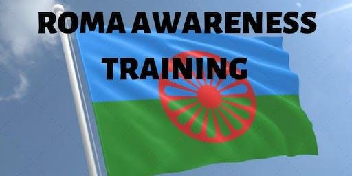 Roma Awareness Training