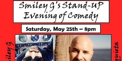 Smiley G.'s Stand-Up Evening of Comedy