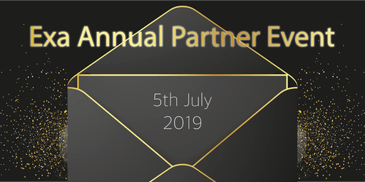 Exa's Annual Partner Event - 5th July 2019