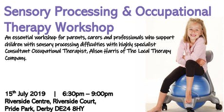 DERBY: Sensory Processing and Occupational Therapy in SEND tickets