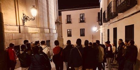 Free tour del Misterio y Miedo en Madrid entradas