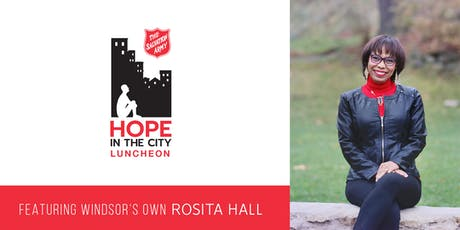 5th Annual Hope In The City Luncheon tickets