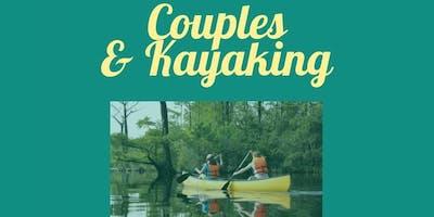 Couples & Kayaking