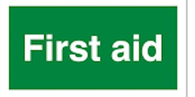 First Aid Workshop - Solihull - 3rd & 10th July (Both dates required)