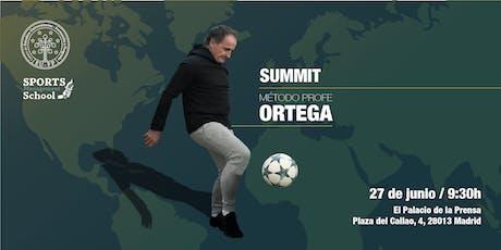 Summit Método Profe Ortega entradas