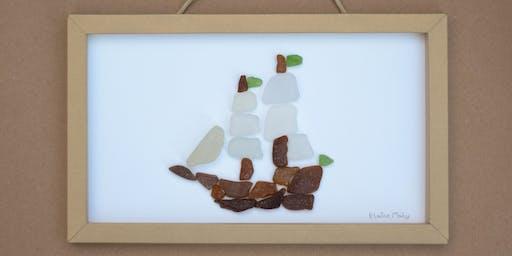Sea Glass Art Workshop