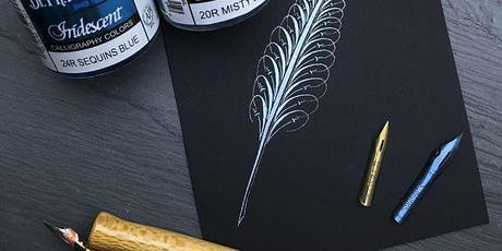 Introduction To Quill Drawing With A Pointed Pen tickets