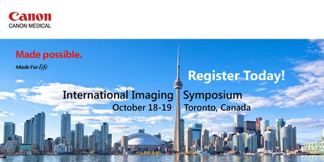 The International Imaging Symposium 2019 tickets