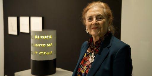 Liliane Lijn in Conversation